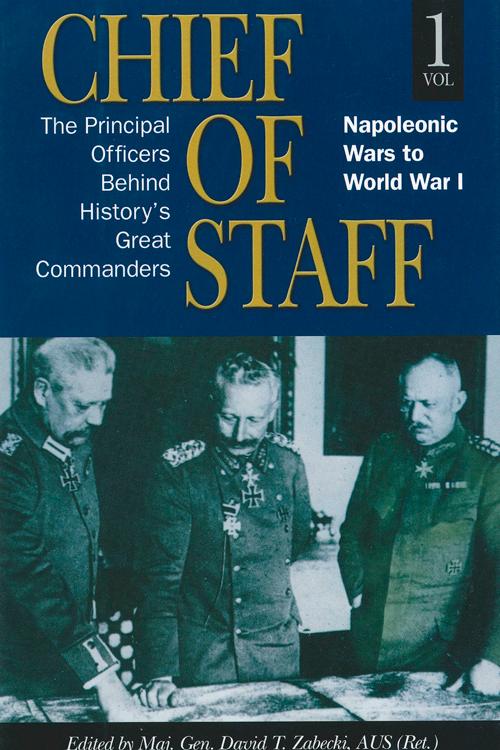 Chief of Staff 1