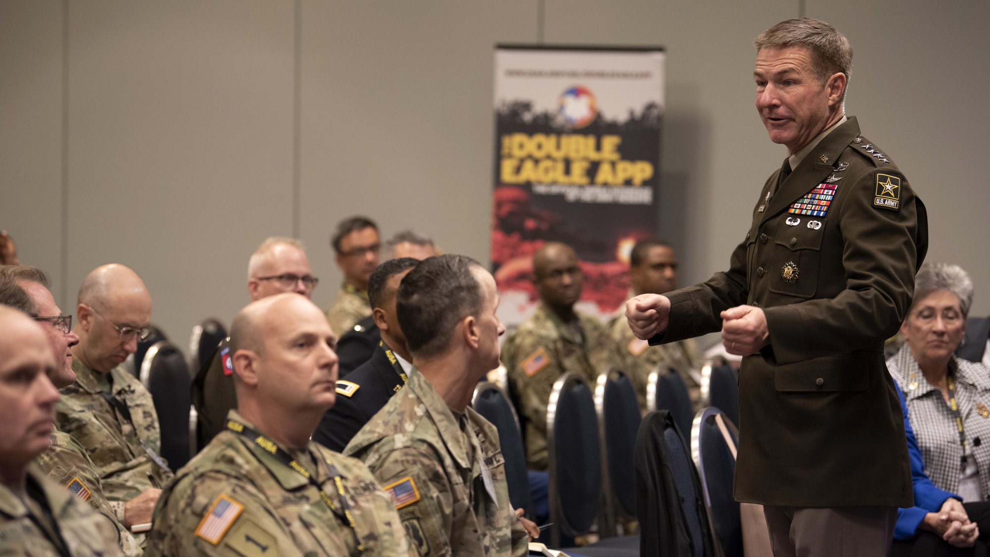 Army culture could be an obstacle as the service works to overhaul its talent management system, an Army expert said. Talent management is a top priority for Army Chief of Staff Gen. James McConville.