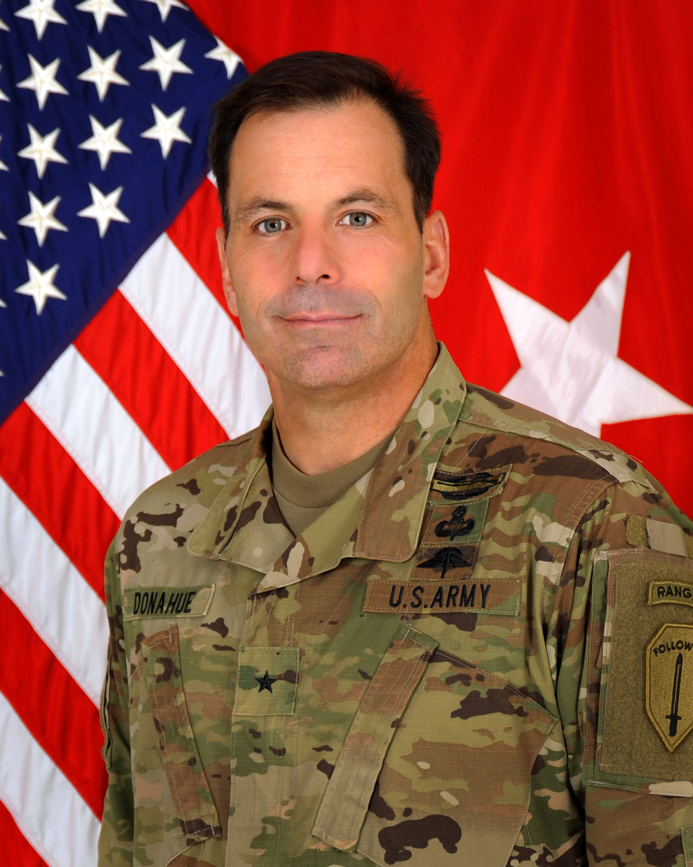 BG Christopher Donahue