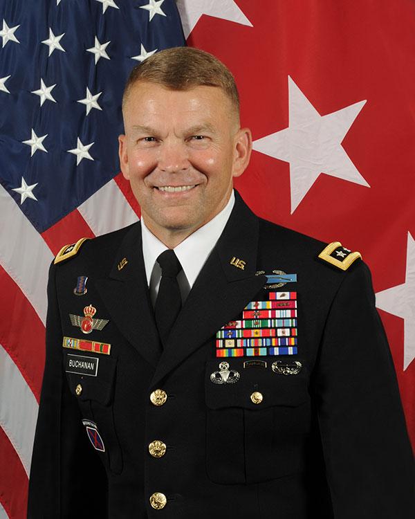 LTG Jeffrey S. Buchanan