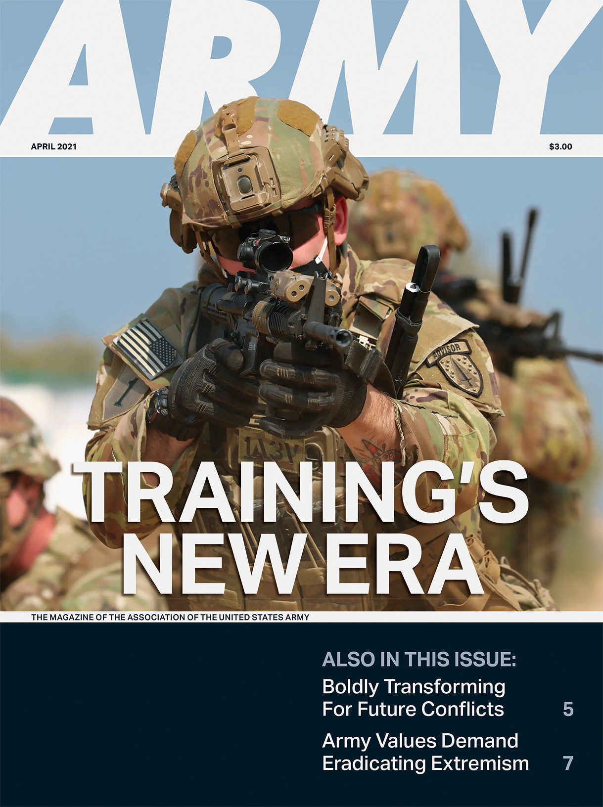 Apr ARMY cover