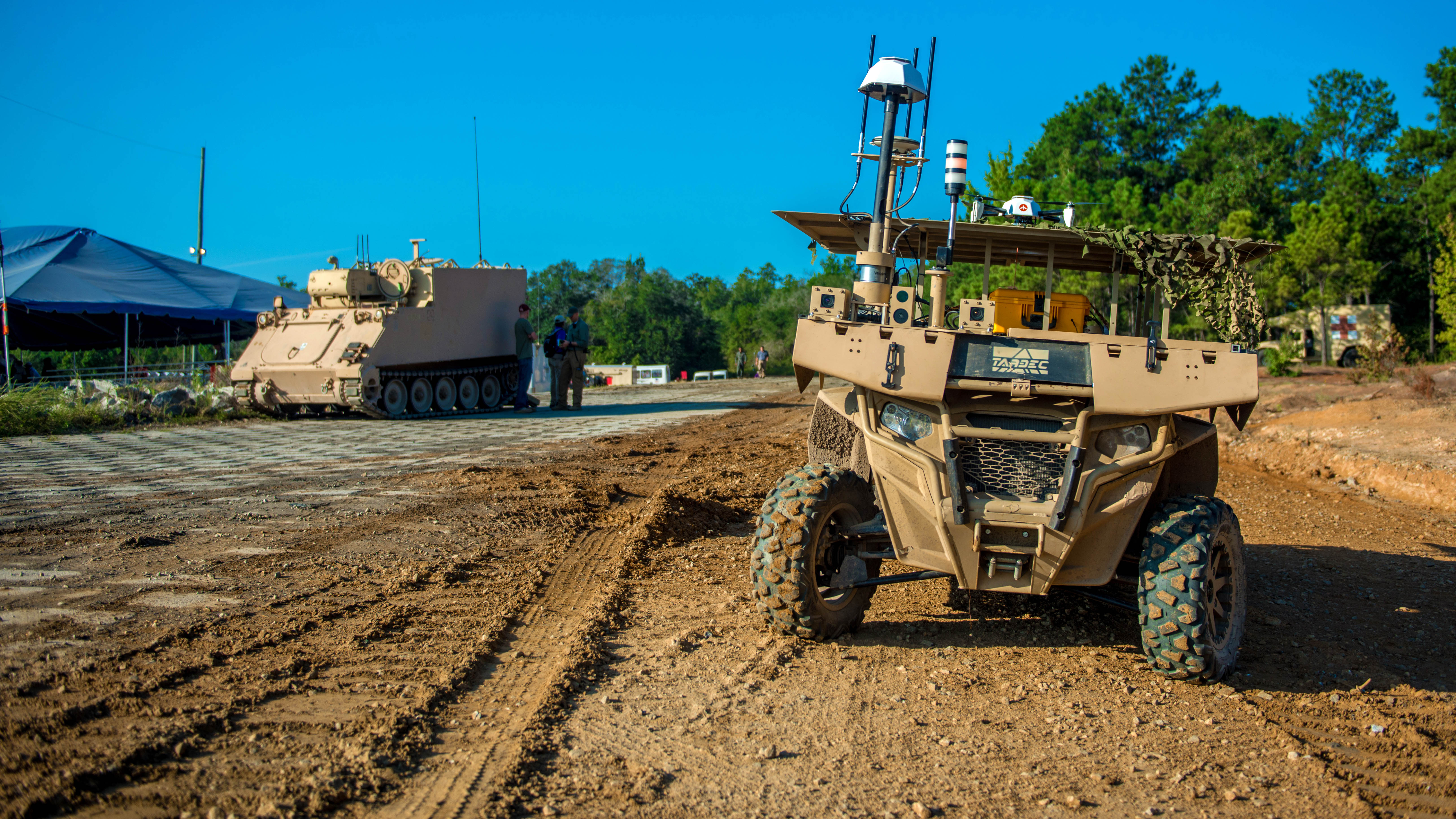 Soldier Feedback Shapes Future Army Technology