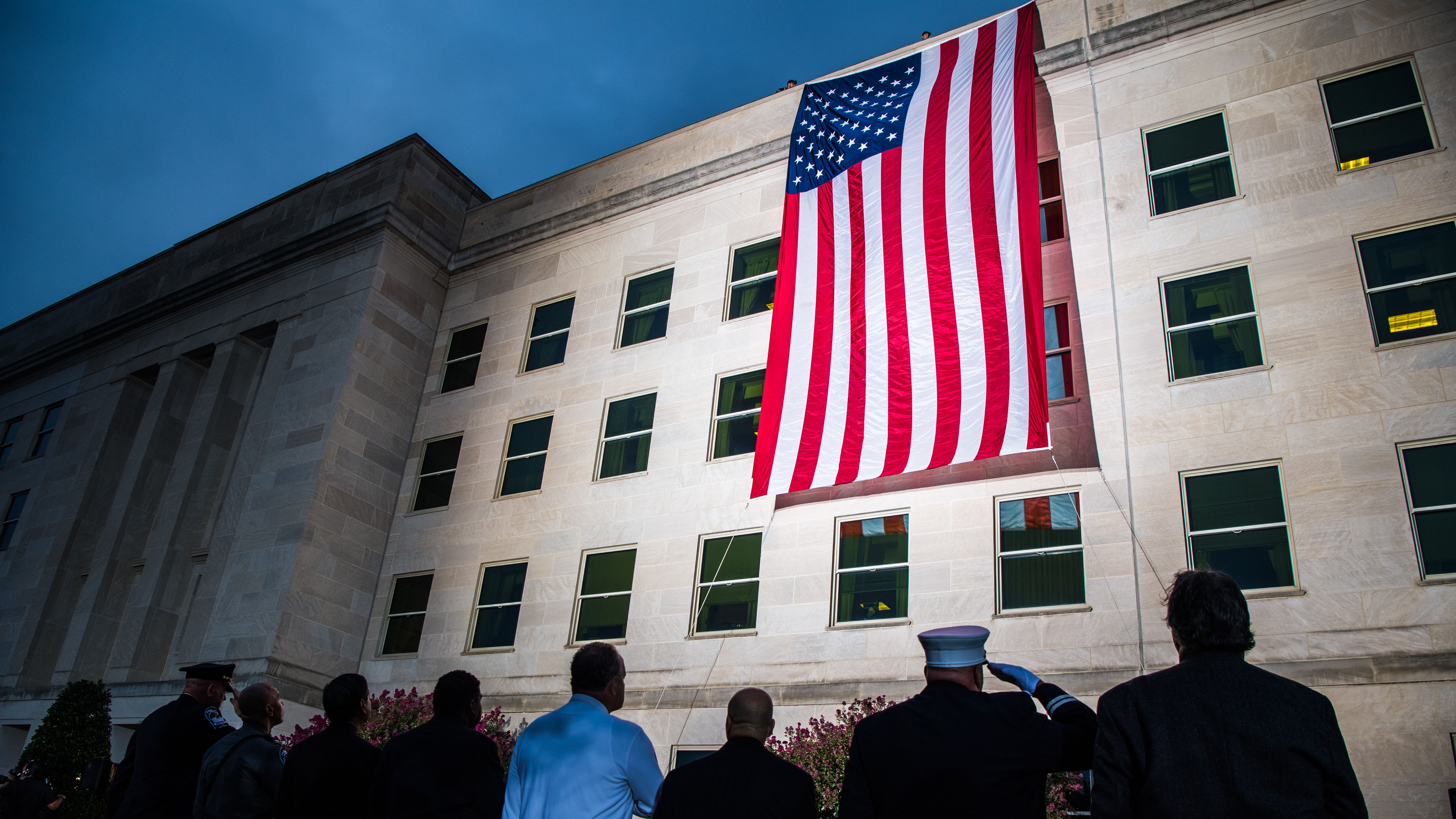 On 9/11 Anniversary, Ham Recalls Courage and Focus