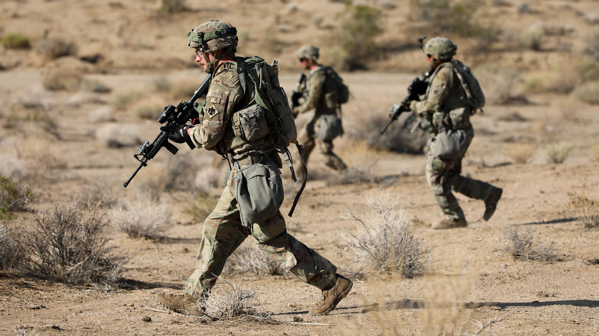 Martin: National Guard 'Indispensable' to Army's Future