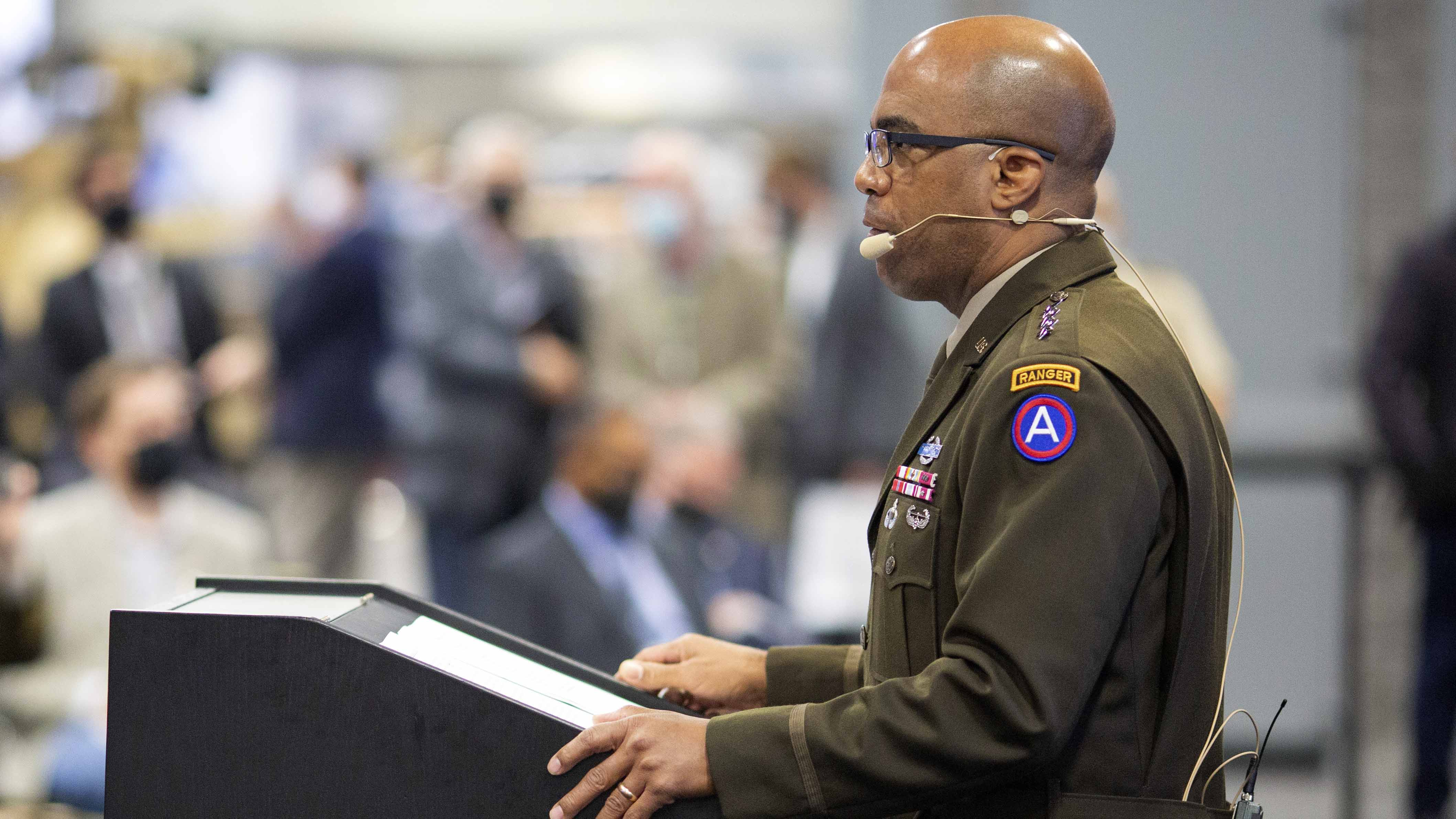 Army Central Remains 'Hotbed' of Strategic Competition