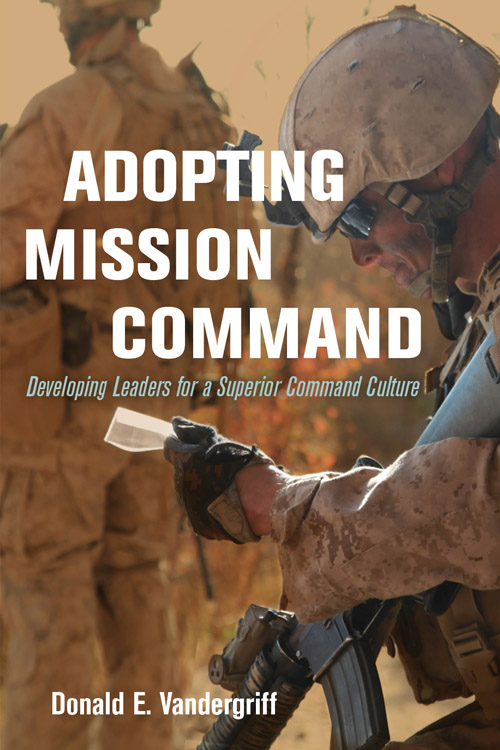 Adopting Mission Commnand
