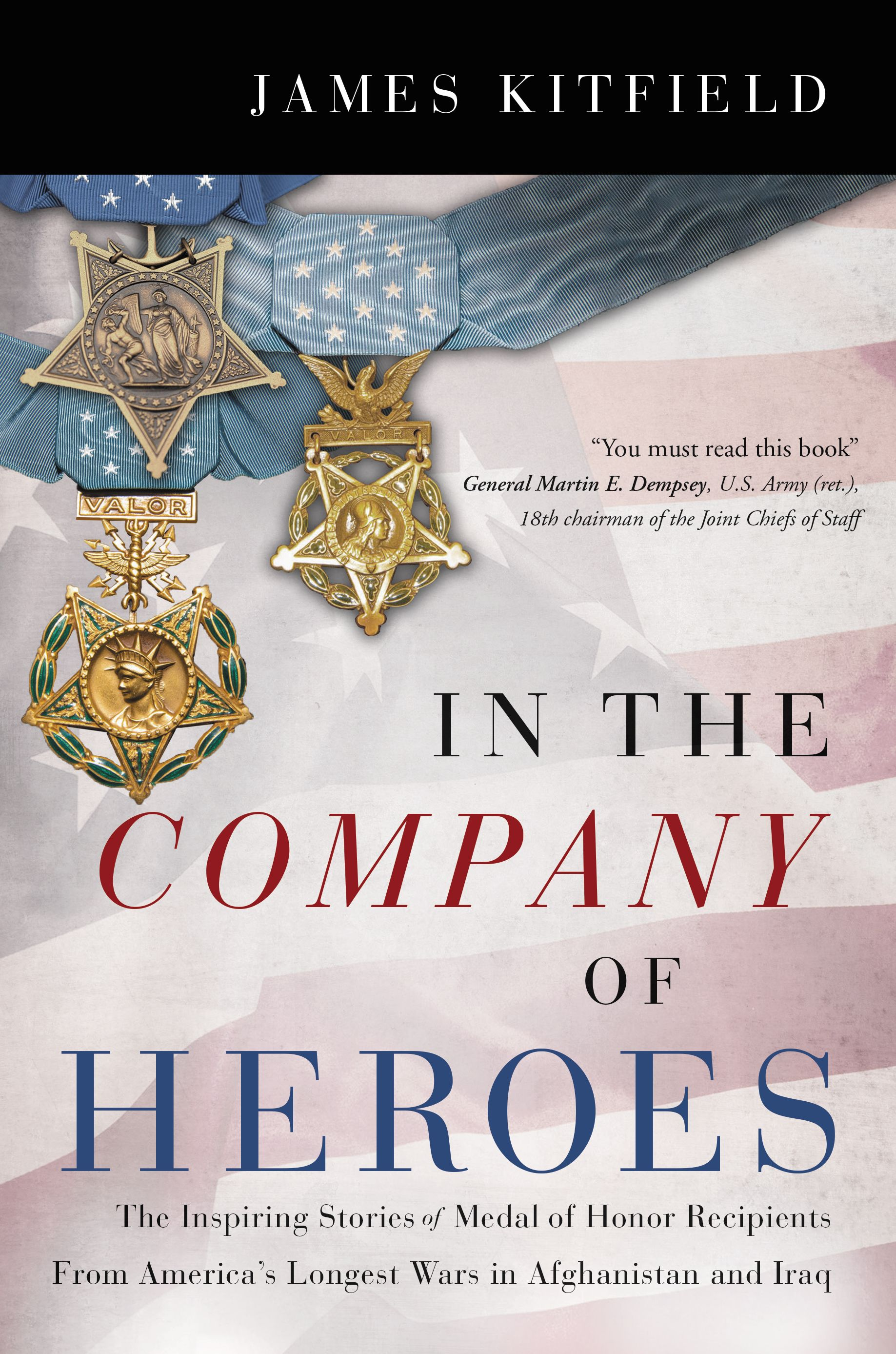 In the Company of Heroes Book Cover