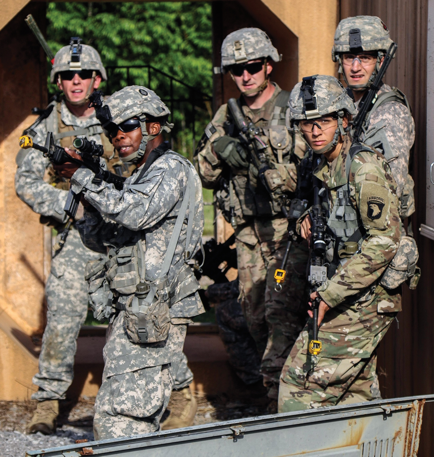 Sergeant Major of the Army: Cohesive Teams Will Thrive in Ambiguity