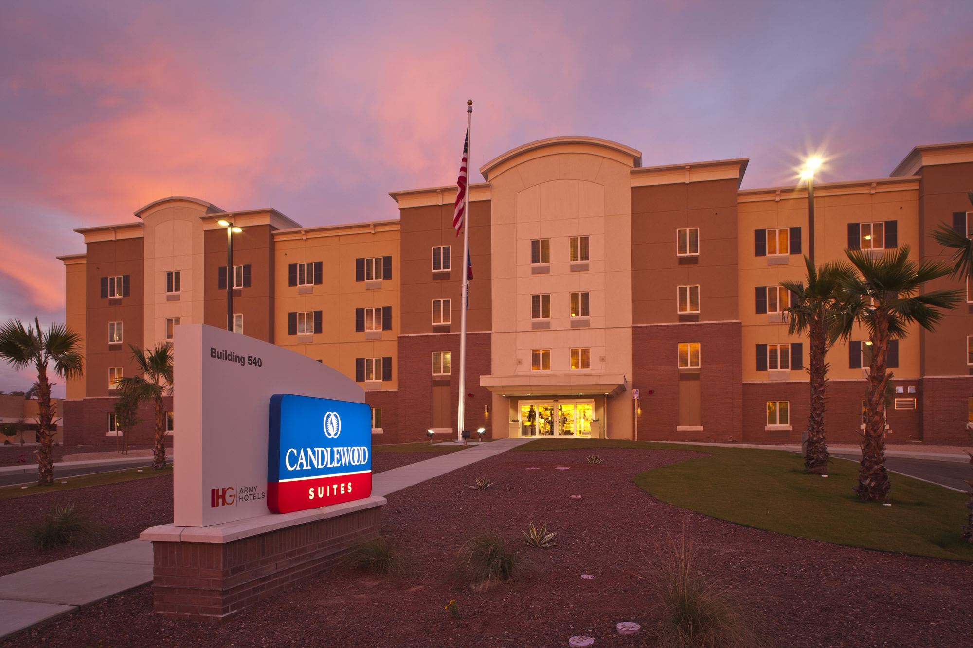 Intercontinental Hotels Group Association Of The United States Army