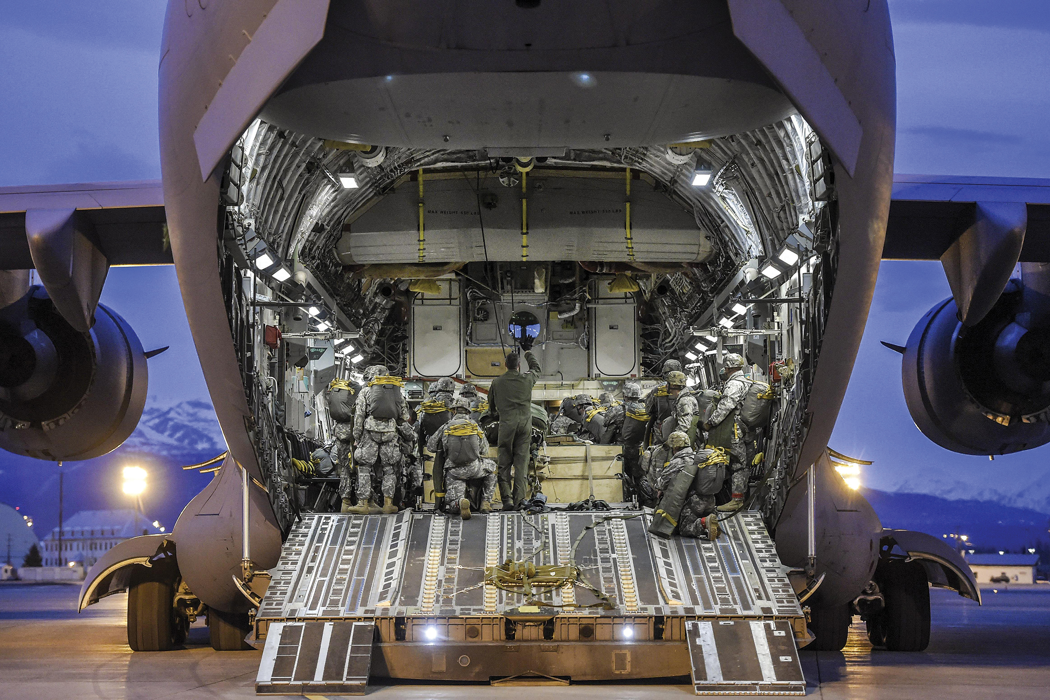 Multi-Domain Battle: Joint Combined Arms Concept for the