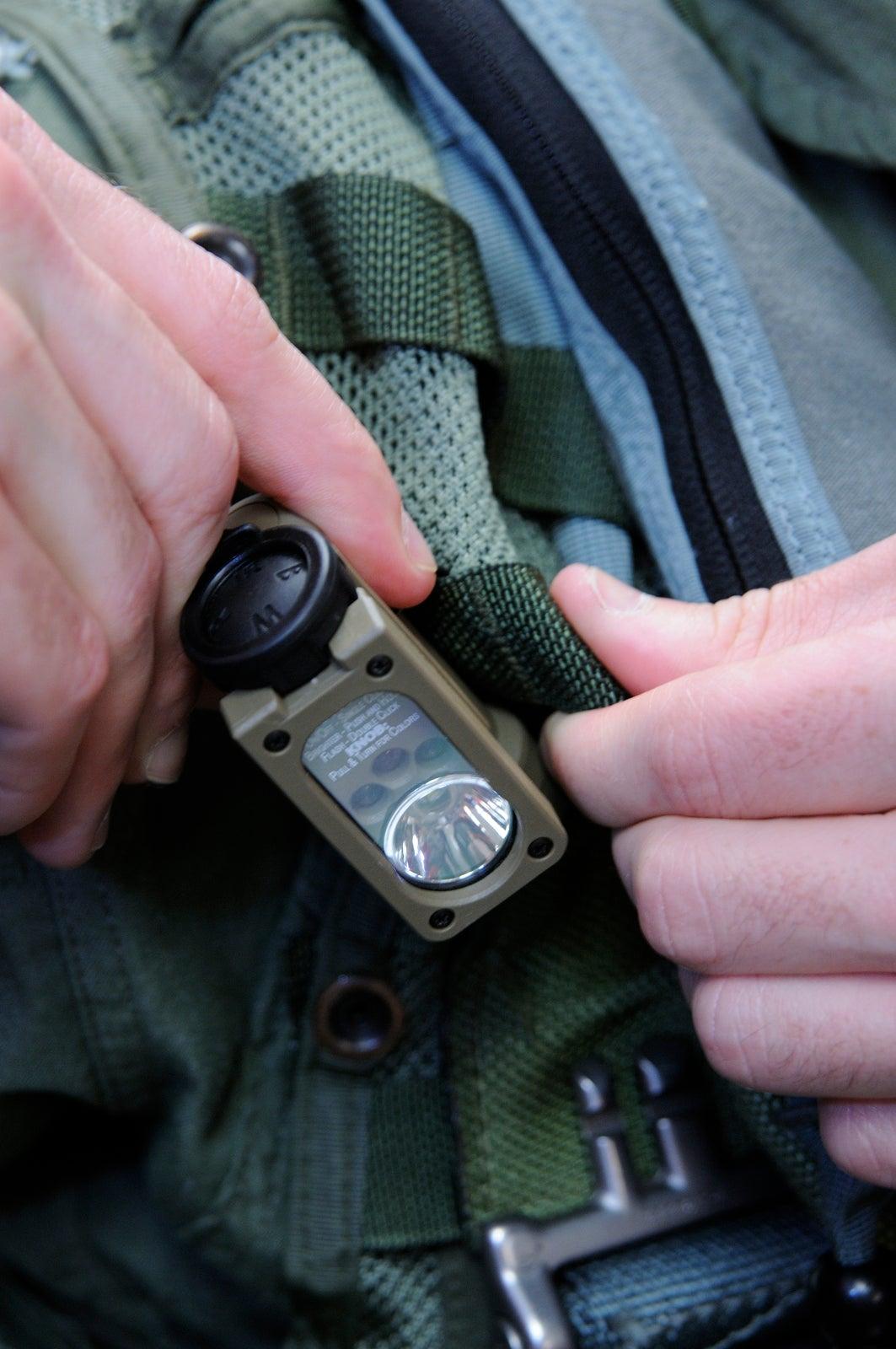 Sidewinder Compact II Flashlight