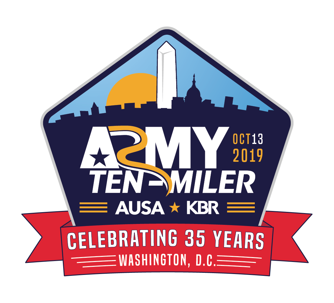 Army Ten Miler Logo
