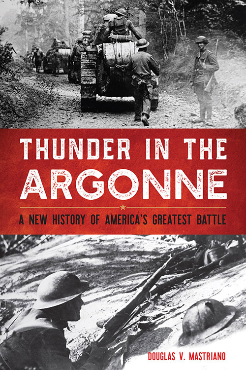 Thunder in the Argonne Cover