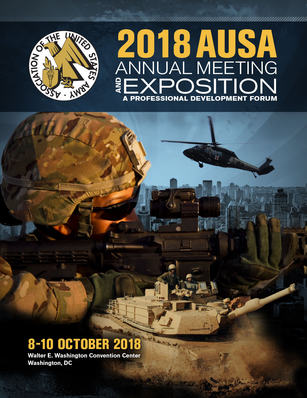 2018 AUSA Annual Meeting Cover