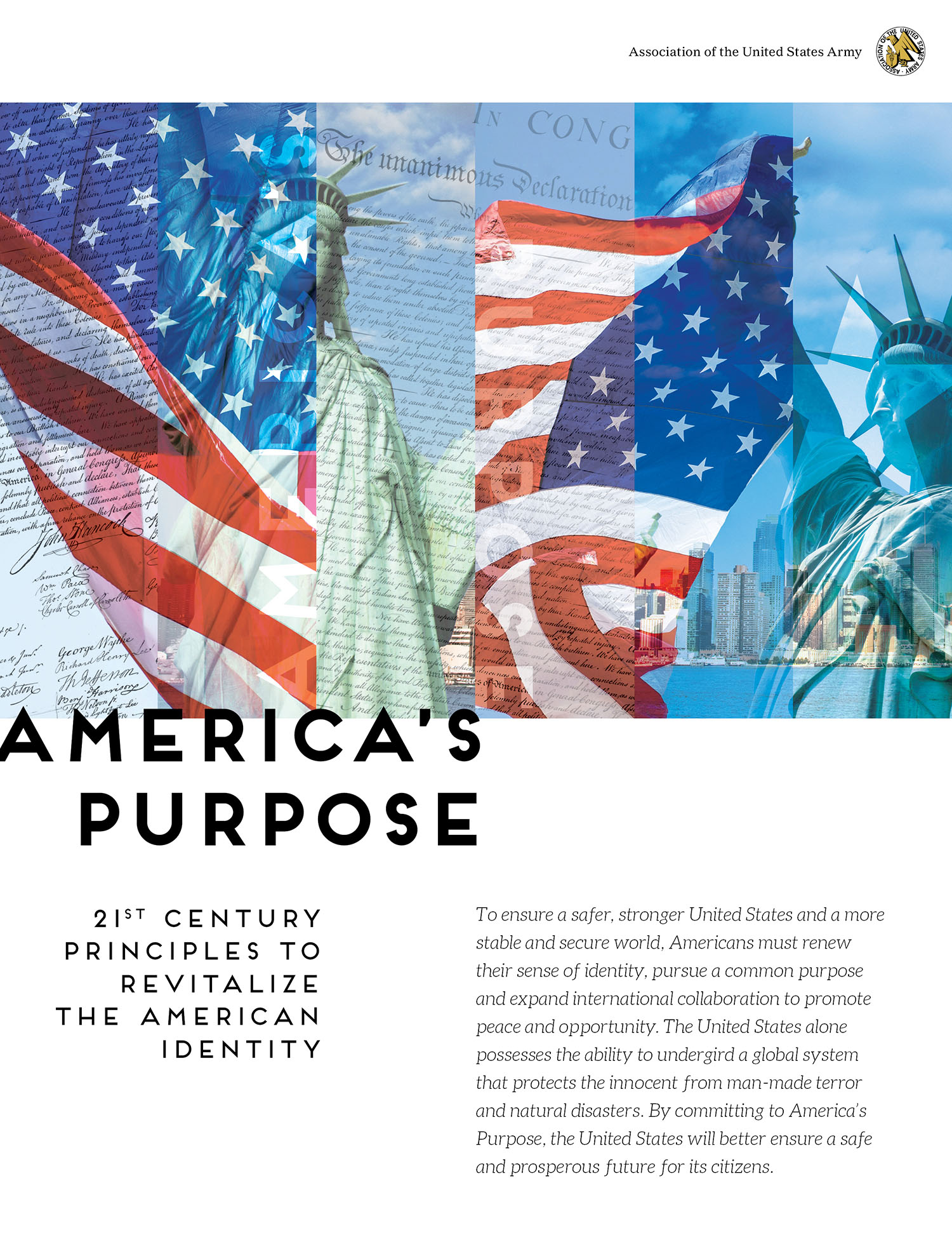americas purpose cover