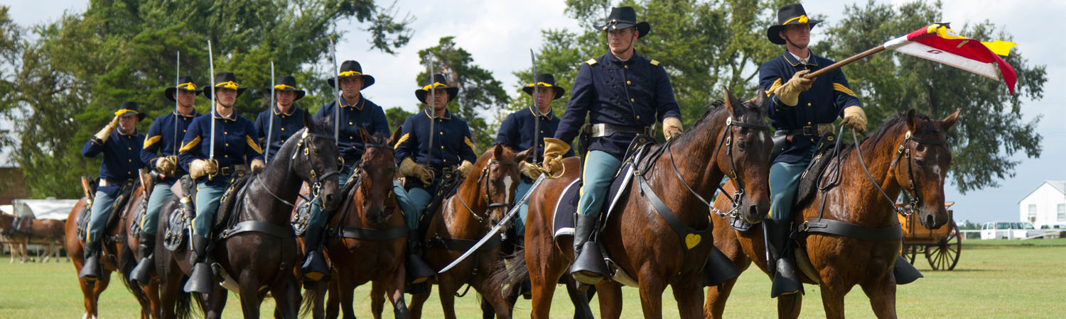 1st Cavalry Division Horse Cavalry Detachment National Cavalry Competition