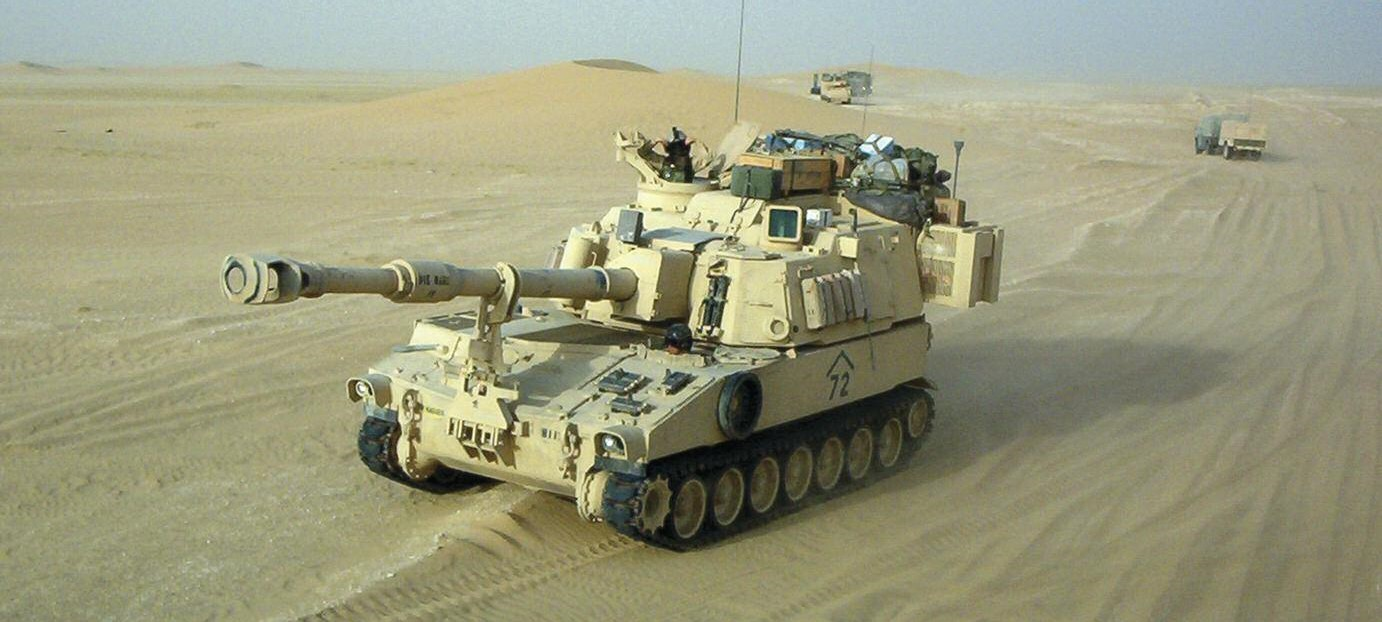 M109a7  M992a3 Paladin Integrated Management