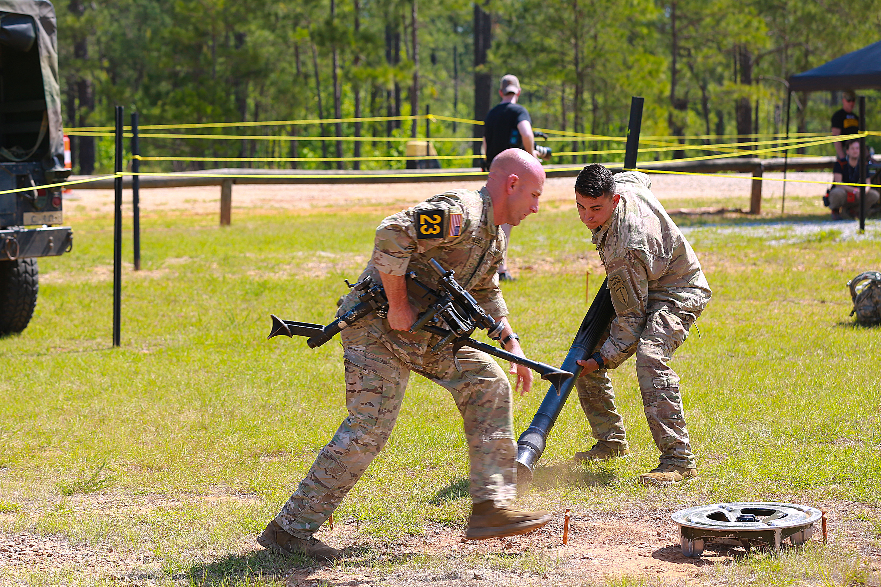 Army Rangers Rolfes and Allen are the 'Best of the Best' | AUSA