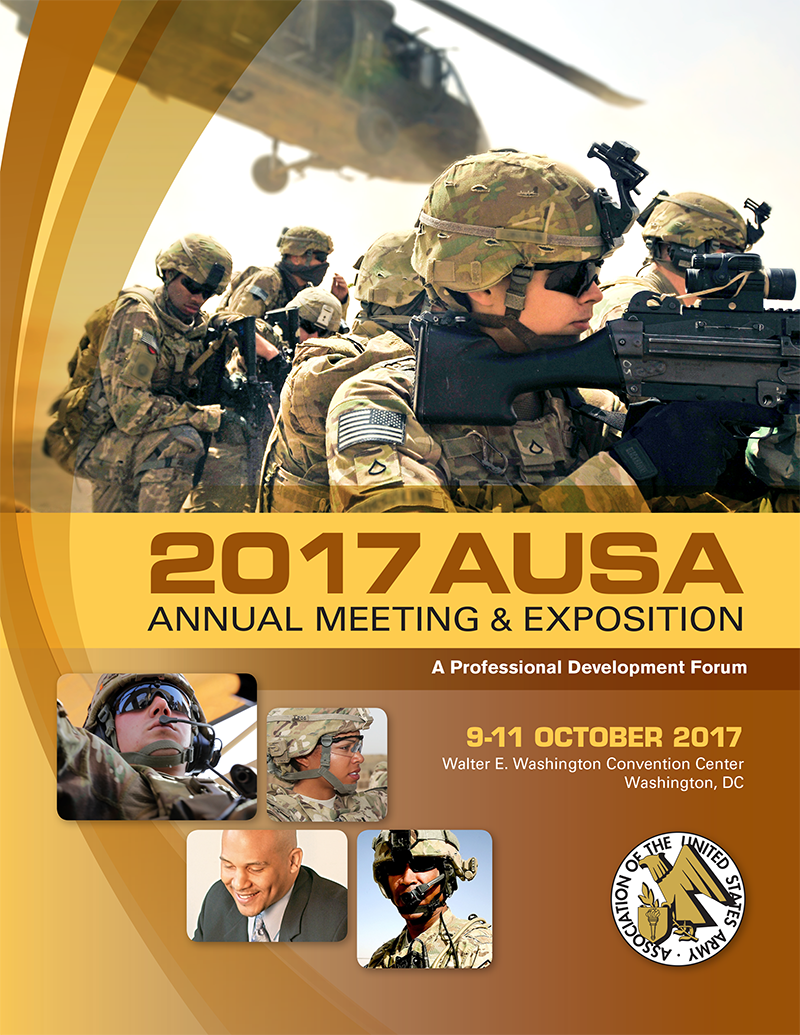 ausa winter symposium essay The association of the united states army institute of land warfare held its winter symposium and exposition from feb 24 through feb 26 in fort lauderdale, florida.