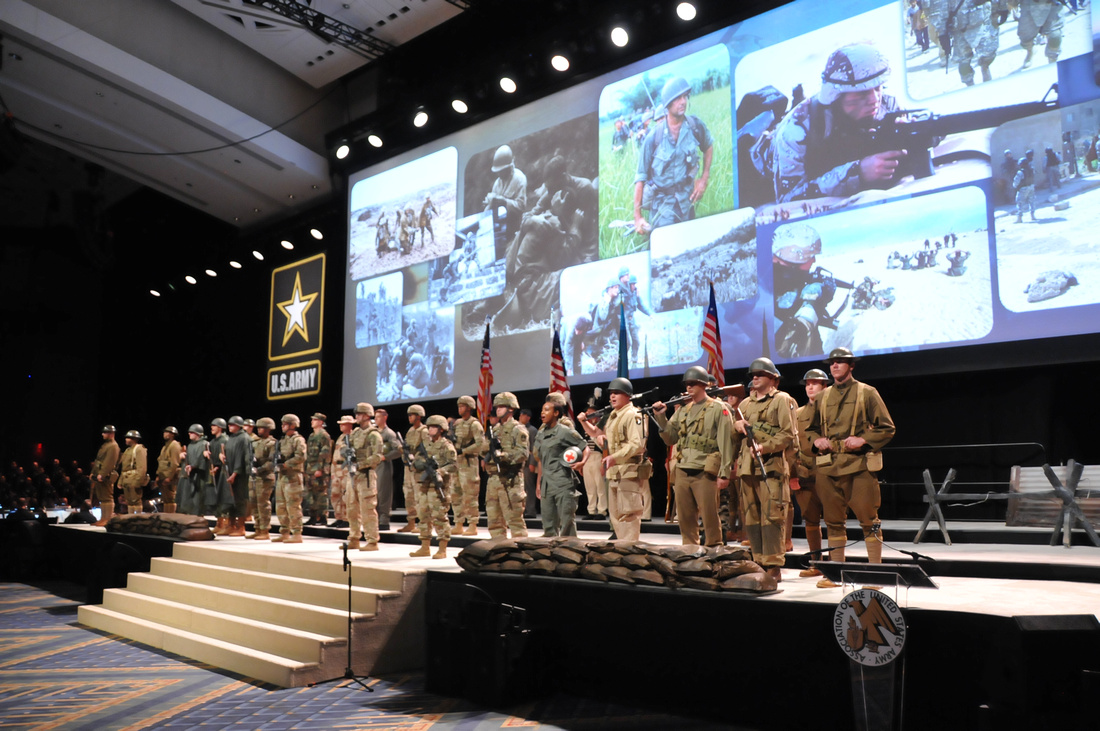 Arlington Career Center >> 2017 AUSA Annual Meeting News | Association of the United States Army