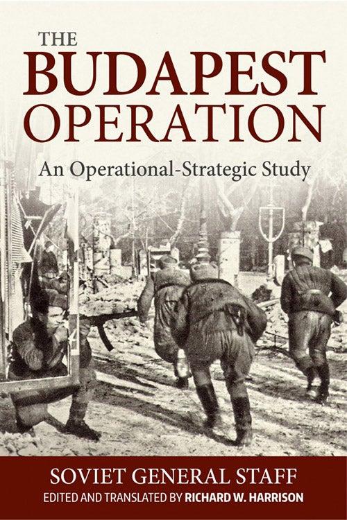 Budapest Operation 1945