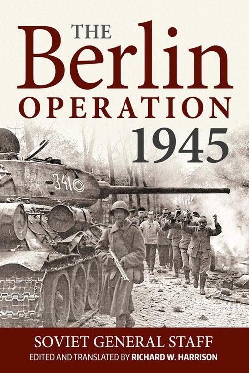 Berlin Operation 1945