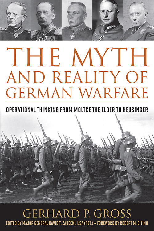 Myth and Reality of German Warfare