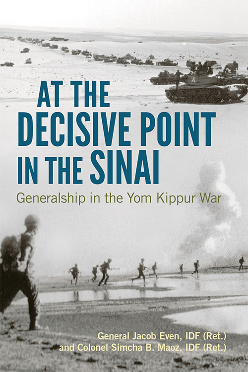 At The Decisive Point in Sinai