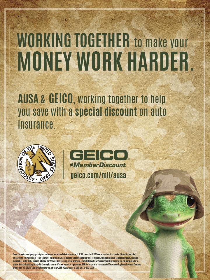 GEICO Benefits Flyer