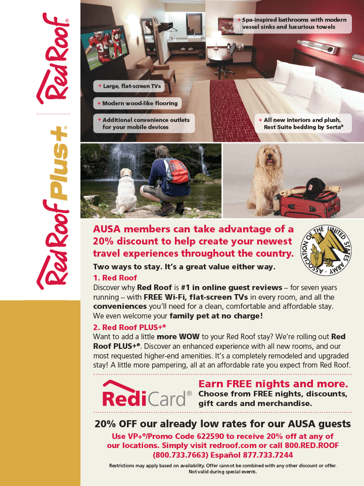 Red Roof Benefits Flyer