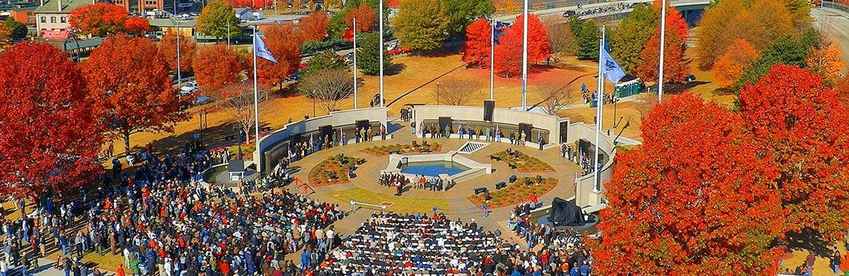 Huntsville Veterans Memorial