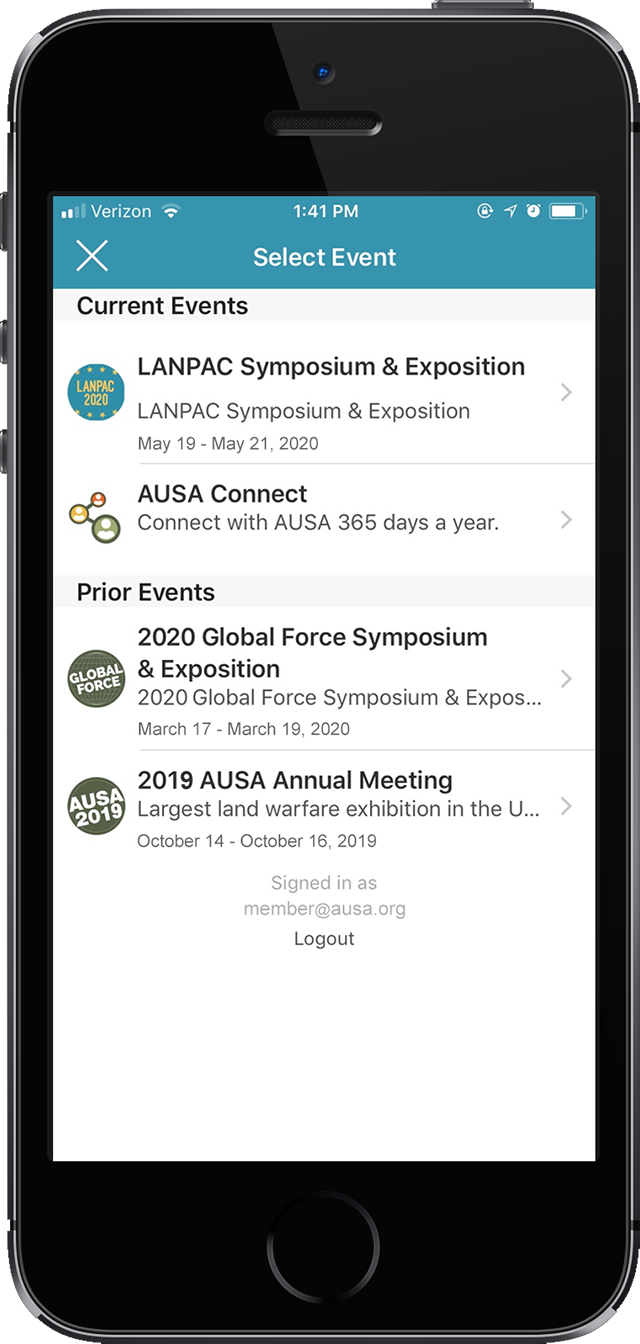 Download the AUSA App | Association of the United States Army