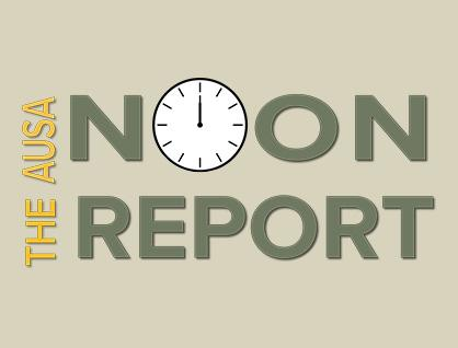 AUSA Noon Report Logo