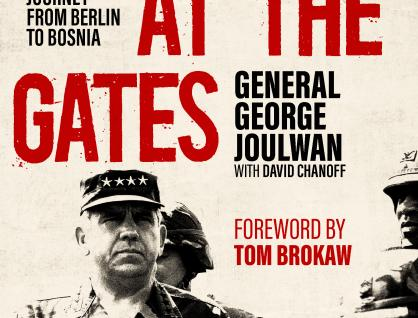 Wachman at the Gates book cover