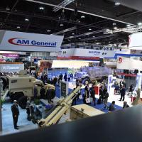 IDEX 2017 USA Security and Defense Pavilion