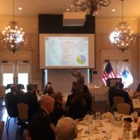George Washington Chapter Quarterly Luncheon and US Army Birthday 14 June 2019