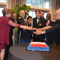 AUSA Redstone Huntsville Chapter Army Birthday Celebration 2017