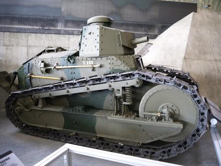 Irzyk explains performance of American tanks in World War II