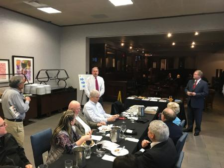 Fairfax Lee Chapter March 2018 Last Wednesday Social