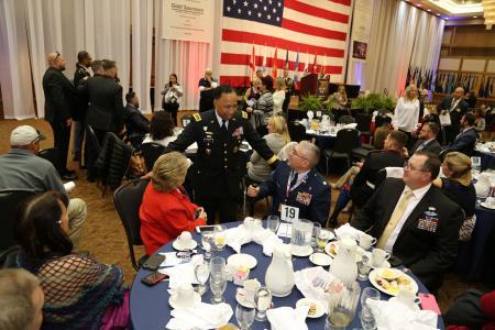 Huntsville Veterans Day Breakfast
