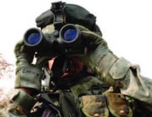 soldier armed binocular update ausa
