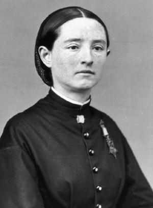 Dr. Mary E. Walker - Medal of Honor Recipient