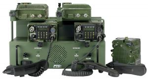 PSDS with SINCGARS ASIP radios.