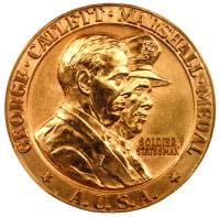 AUSA George Catlett Marshall Medal