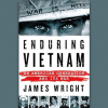 Enduring Vietnam Book Cover with Grey Background