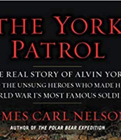 The York Patrol Book Cover