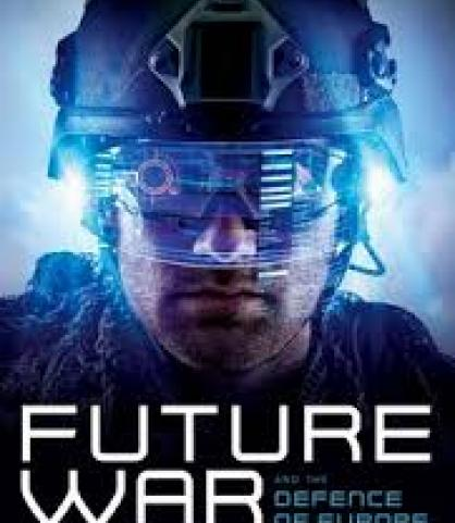 Future War Book Cover
