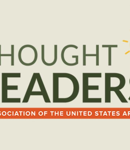 AUSA Thought Leaders Logo
